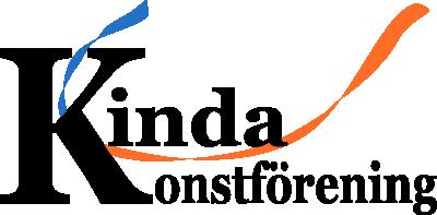 Kinda Konstförening logotyp