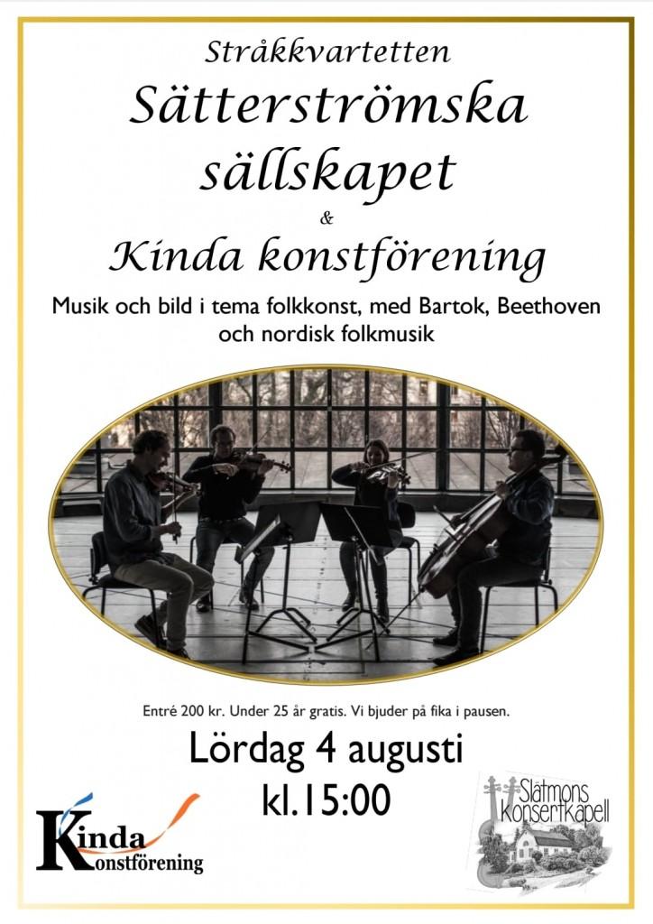 Slatmons Konsertkapel_Kinda konstforening_2018-08-04